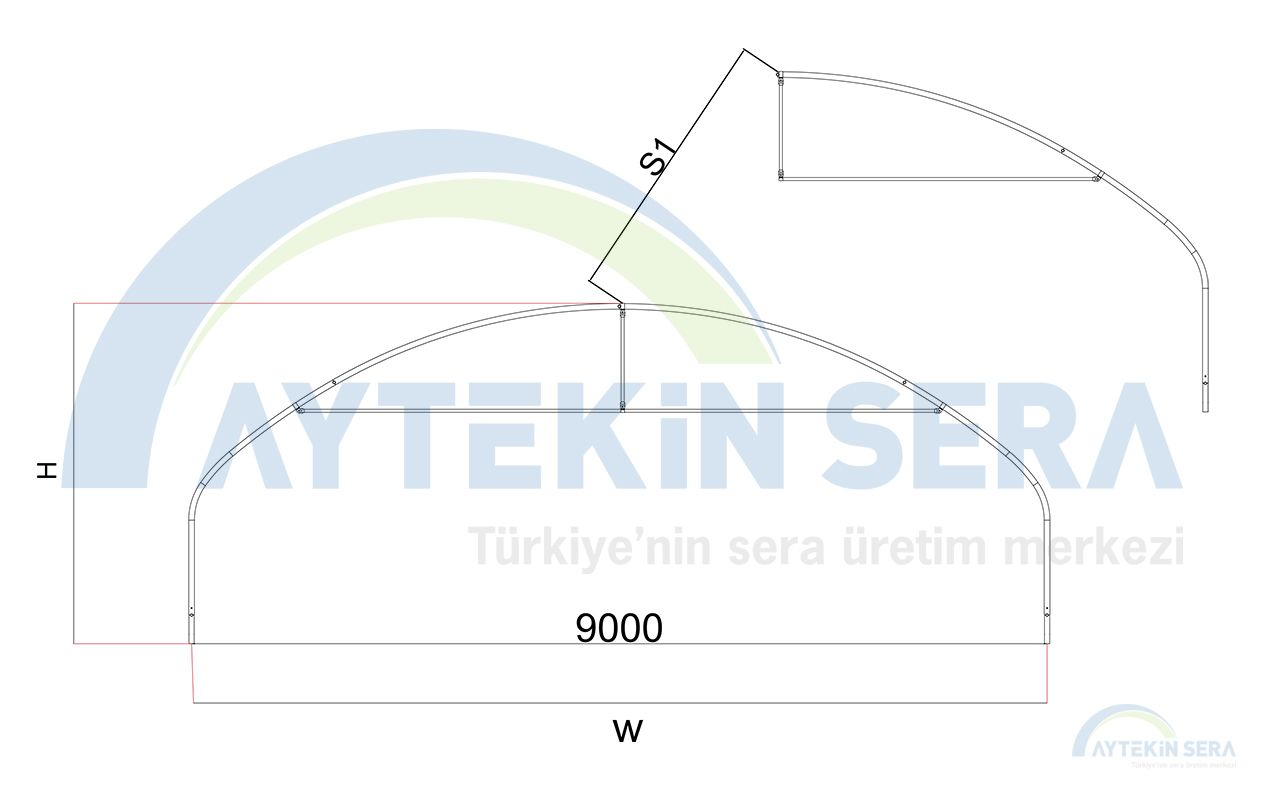 9MT greenhouse model-3